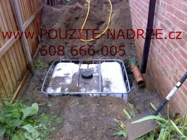 1000l Ibc Kontejner Plastov 225 N 225 Drž Sud žumpa Bazar
