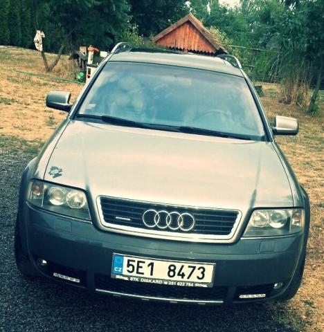 Audi A6 Allroad Po Garancce Bazos Sbazar