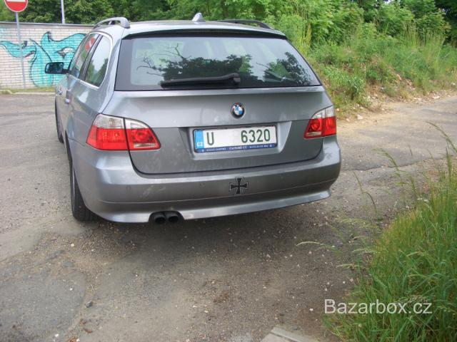 BMW 525d Tourning e61