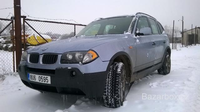 BMW X3 2.0D Xdrive panorama