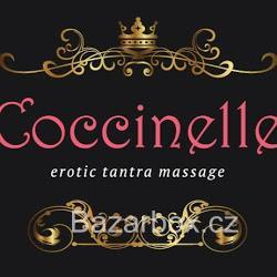 Coccinelle erotic massage
