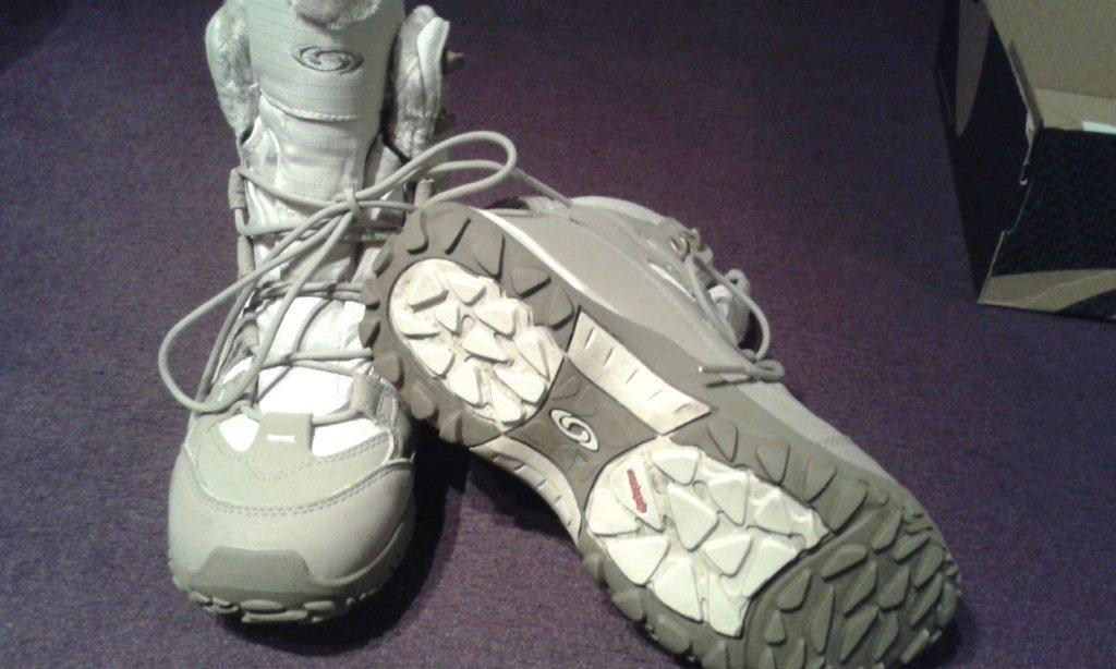 dámské zimní boty Salomon dámské zimní boty Salomon ... 8abd4f865b