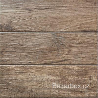 Dlažba Decking Brown
