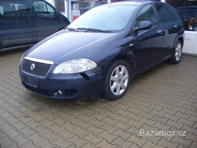 Fiat Croma 1.9 JTD Multijet Emotion