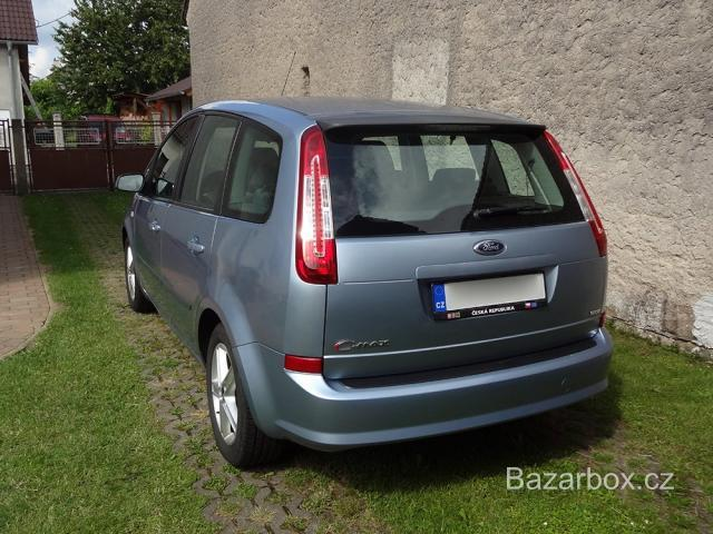 Ford C-Max 1,6 Tdci, 66kW, 2007