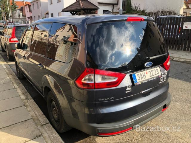Ford Galaxy Titanium 100kW, r. 2009