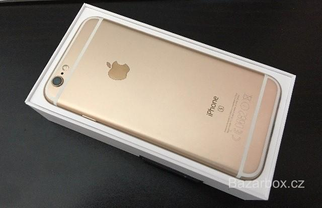 TOP stav Iphone 6s, Gold, 64gb