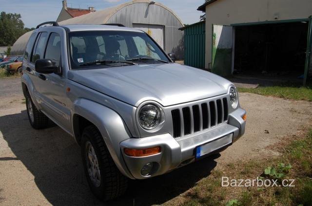 Jeep Cherokee KJ Limited