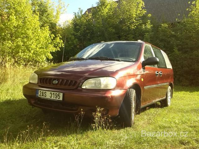 Kia Carnival 2.5, LPG, STK do 7/18