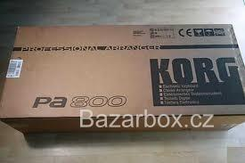 Korg Pa800 Digital Keyboard Synthesizer Arranger: €600 EUR
