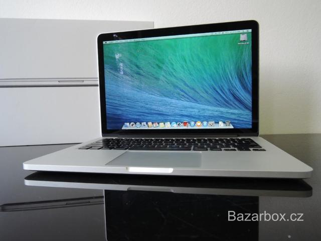 MacBook Pro, top stav 9.5/10 + krabice + Apple Care do 30. 7. 2017