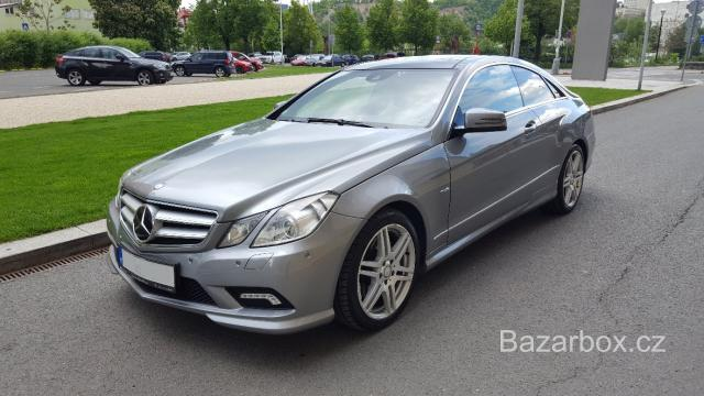 Mercedes-Benz E 350CDI Coupé AMG