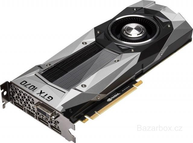 NVIDIA GeForce GTX 1070 Brand new 8GB / AMD Radeon RX 580