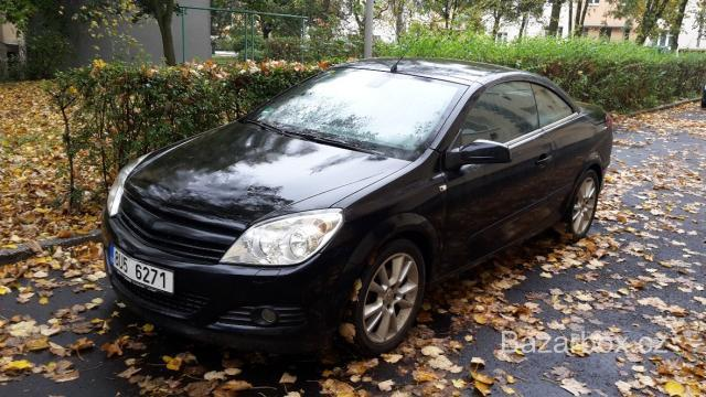 Opel Astra H 1.8 16V TwinTop 2007
