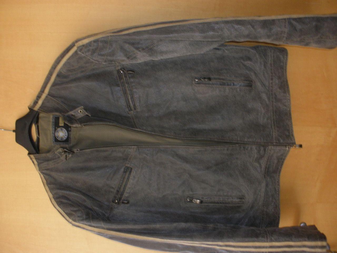 31bb6e506 pánská kožená bunda - bazoš, bazar, inzerce