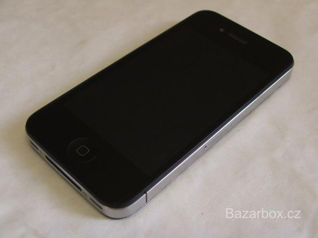 Prodám Apple iPhone 4 16gb black