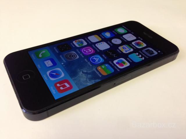 Prodám Apple iPhone 5 16gb black