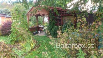 Pronajmu zahradu s chatkou