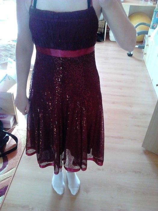 Prodám plesové šaty - bazar  73d1306991