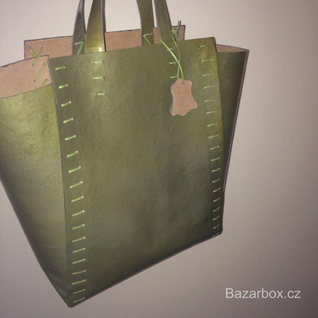 shop bag NOVÁ dámská kabelka Paco Rabanne - shop bag 1bb9997383c