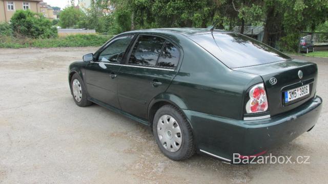 Škoda octavia 1,6 benzín, - bazar | inzerce