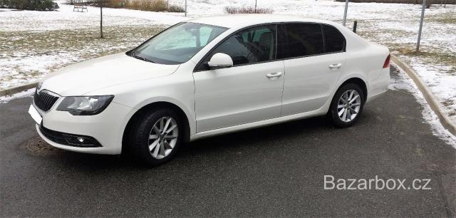 Škoda Superb II Fclift 2.0TDi TOP