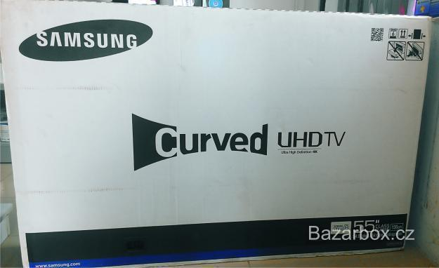 Smart Tv 55 palců Samsung HD Full Curved série 6D