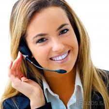Telefonistka prace z domova b8rzb