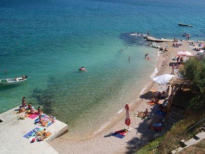 Chorvatsko ubytování u moře