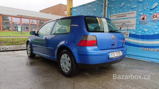 VW Golf 4 1.9 TDI 85 kW