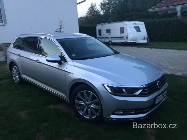 VW Passat High/R Line 140kW DSG