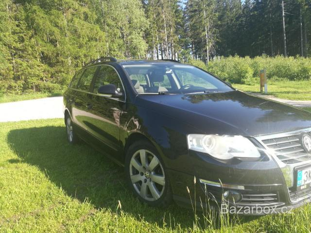 VW PASSAT VARIANT 4Mottion