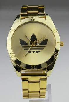 Zlaté hodinky Adidas (NOVÉ) - bazoš 6effe6a659c